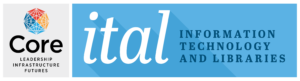 Logo for the ITAL Journal